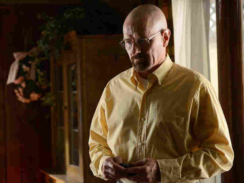 Bryan Cranston as Walter White on Breaking Bad.