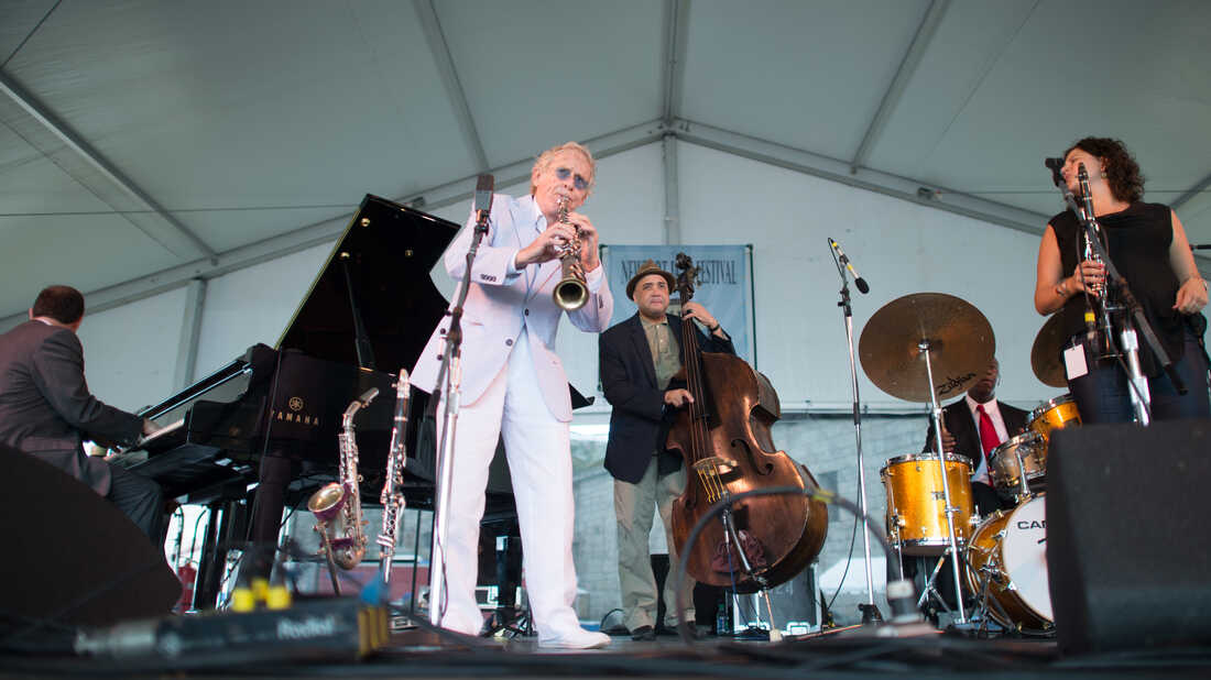 Bill Charlap Trio With Anat Cohen And Bob Wilber, Live In Concert