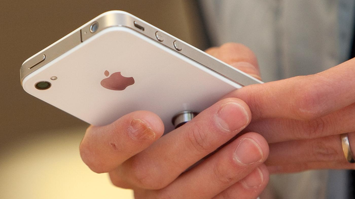 Trade Case Puts Apple In Washington's Sights