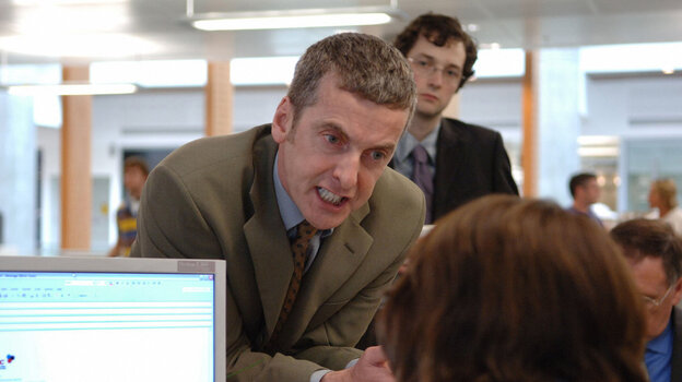 Foul doings? Malcolm Tucker is going to be the next Doctor? That's f- - -ing fantastic!