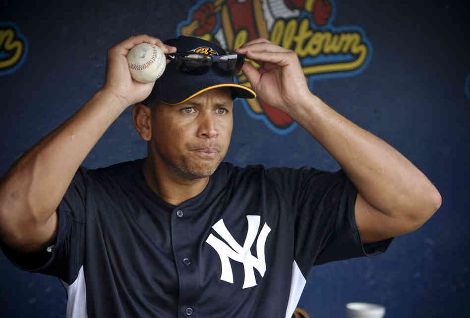 Alex Rodriguez: The New York Yankees third baseman will be suspended through the 2014 regular season because he violated drug policies, MLB says. Rodriguez, who in 2007 signed a 10-year contract with the Yankees worth $275 million, is expected to appeal his punishment. He has been rehabilitating from hip surgery this season.