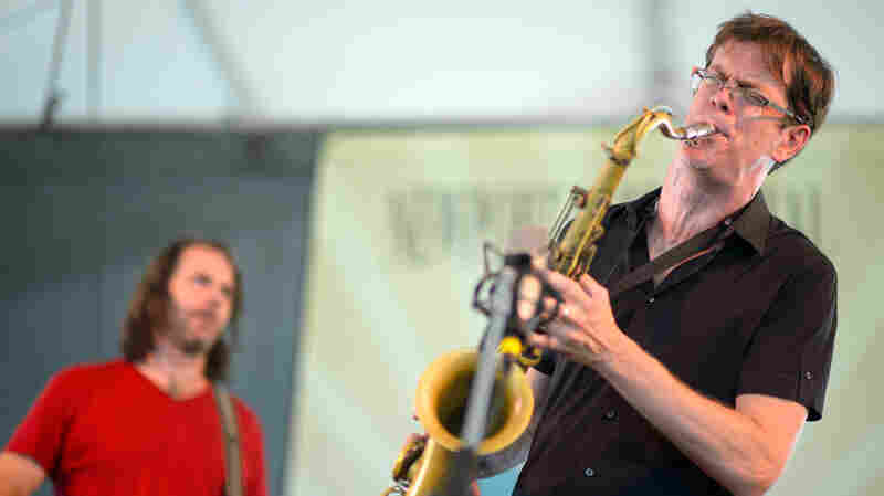 Donny McCaslin Group, Live In Concert: Newport Jazz 2013