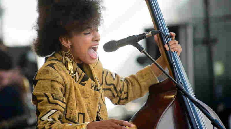 The 2013 Newport Jazz Festival In GIFs