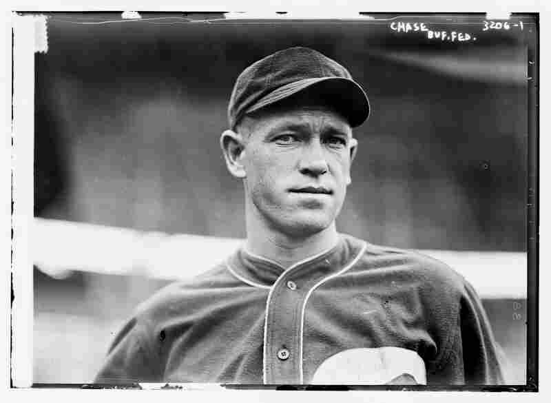 "Hal Chase: The New York Giants first baseman known as ""Prince Hal,"" seen here in 1915, was banned after the 1919 season along with teammate Heinie Zimmerman for trying to bribe others to help them throw games."