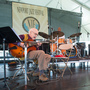 The Jim Hall Trio with Julian Lage performs at the 2013 Newport Jazz Festival.