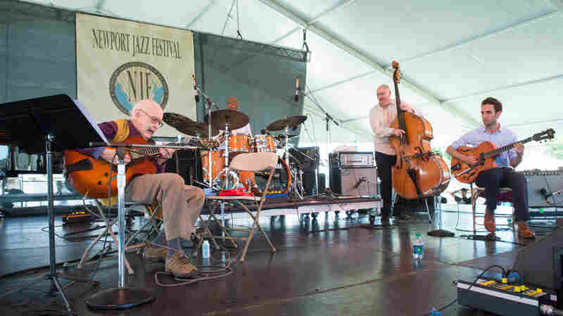 Jim Hall Trio With Julian Lage, Live In Concert