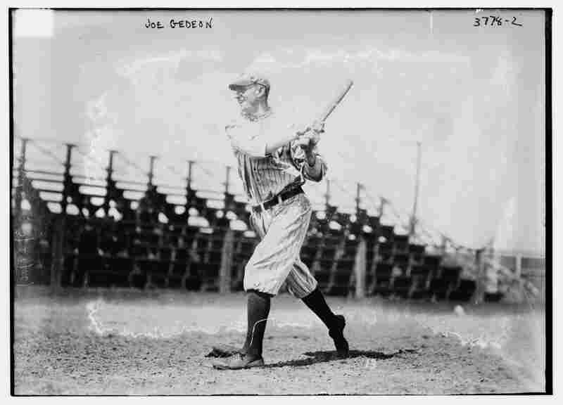 "Joe Gedeon: The famous ""ninth man out,"" the St. Louis Browns infielder was banned by Commissioner Kenesaw Mountain Landis for his ties to the gamblers behind the 1919 World Series scandal involving the Chicago White Sox (eight of whom were banned)."