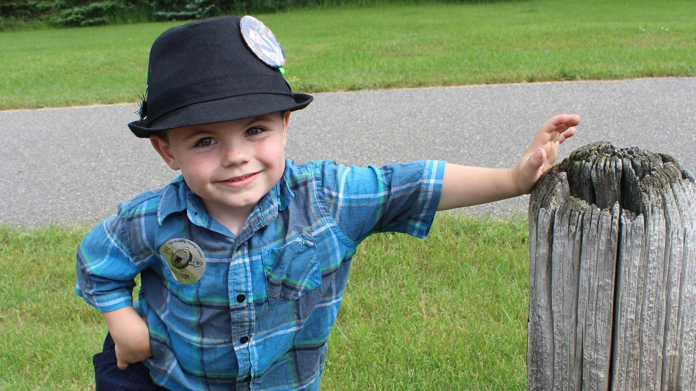 4-Year-Old Re-Elected 'Mayor' Of Minnesota Town
