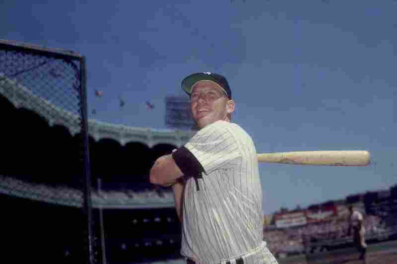 Mickey Mantle: The Yankees legend was barred from coaching and other baseball activities by MLB Commissioner Bowie Kuhn in 1983, due to his work for Atlantic City casinos that had hired him to socialize with big customers. He was reinstated in 1985 by newly arrived Commissioner Peter Ueberroth. Mantle is seen here in the 1960's.