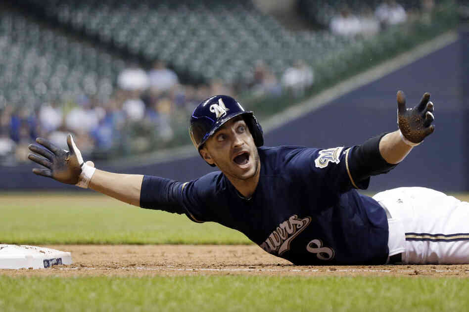 Ryan Braun: Last year, the National League Most Valuable Player of 2011 won an appeal of a 50-game ban after a drug test showed high testosterone levels. But this summer, the Milwaukee Brewers star admitted he had made mistakes and accepted a 65-game ban.