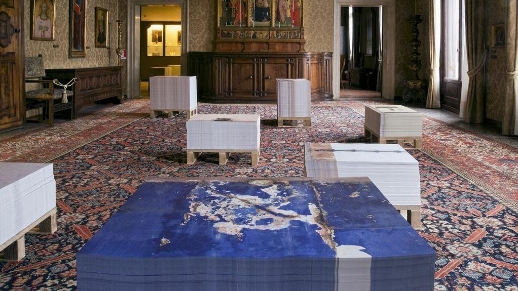 Art In Context Venice Biennale Looks Past Pop Culture