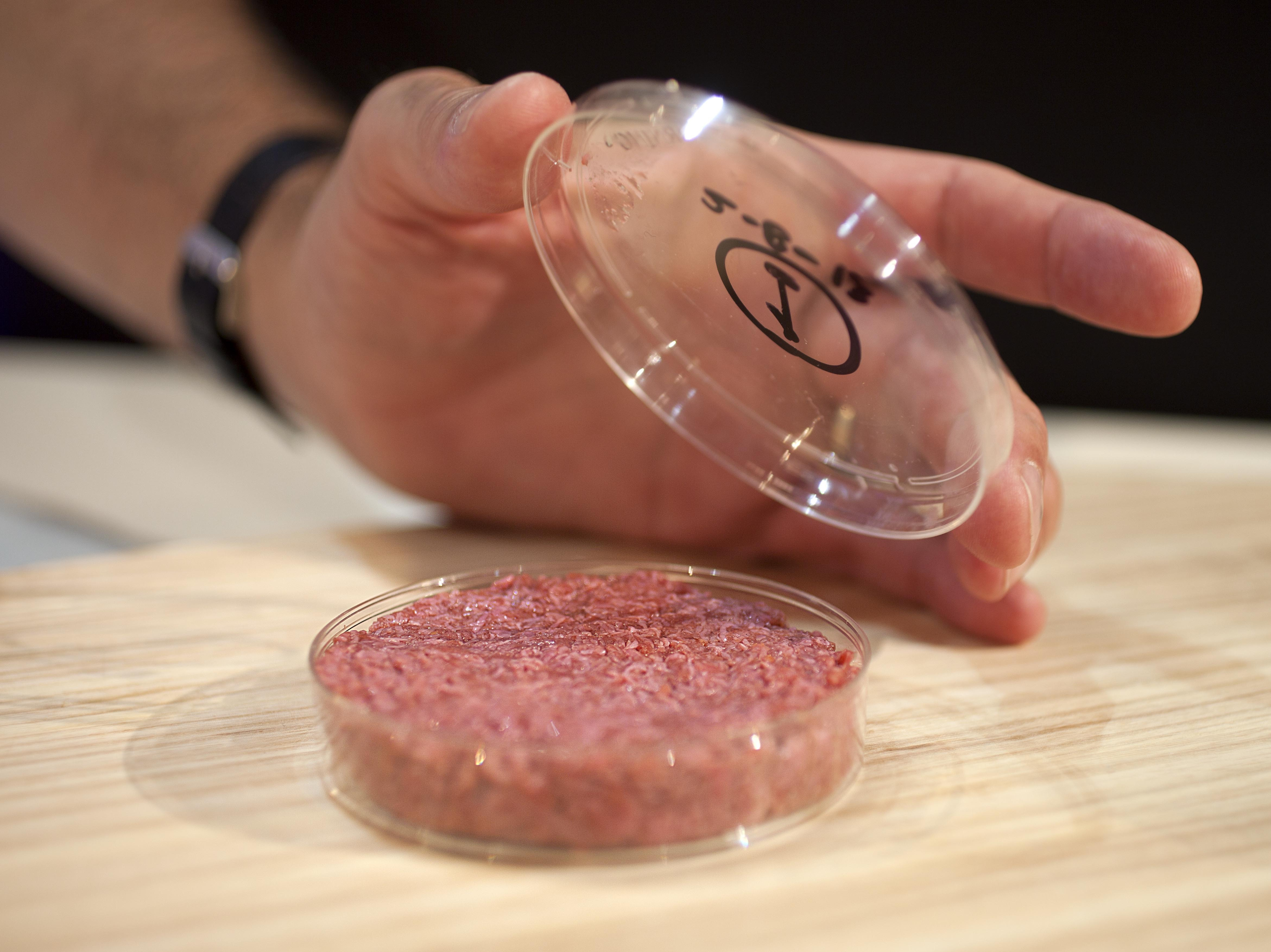 Heck No Or Let's Go? Your Thoughts On Lab-Grown Meat