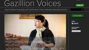 The new online magazine Gazillion Voices was begun in the hopes of shaping a new national conversation on adoption, the website says.