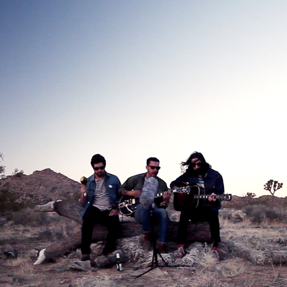 Hanni El Khatib Field Recordings video in Joshua Tree National Park, California