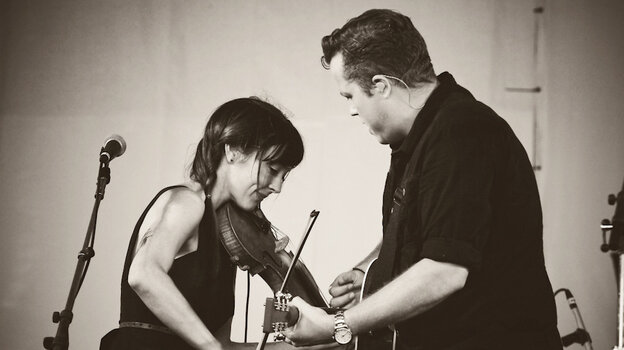 Jason Isbell live at the 2013 Newport Folk Festival