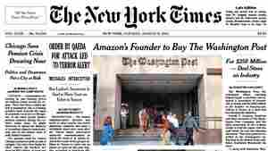 Will 'The New York Times' Be Next To Be Sold?