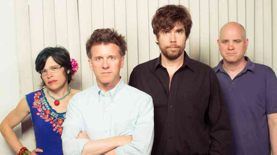 Superchunk's new album, I Hate Music, comes out August 20.