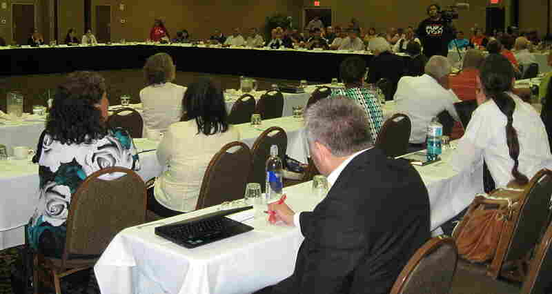 The Great Plains ICWA Summit took place in Rapid City, S.D. in May 2013.