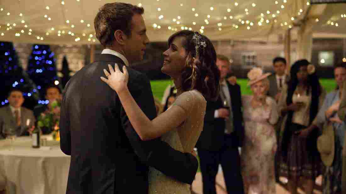 The typical romantic comedy might end with the wedding, but for Josh (Rafe Spall) and Nat (Rose Byrne), that's just the beginning of the story of I Give It a Year.