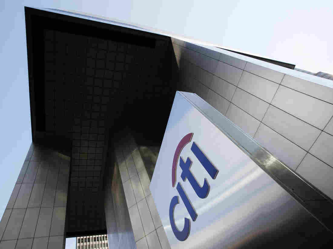"""""""It was extremely hard, though, to know how Citi was faring."""""""