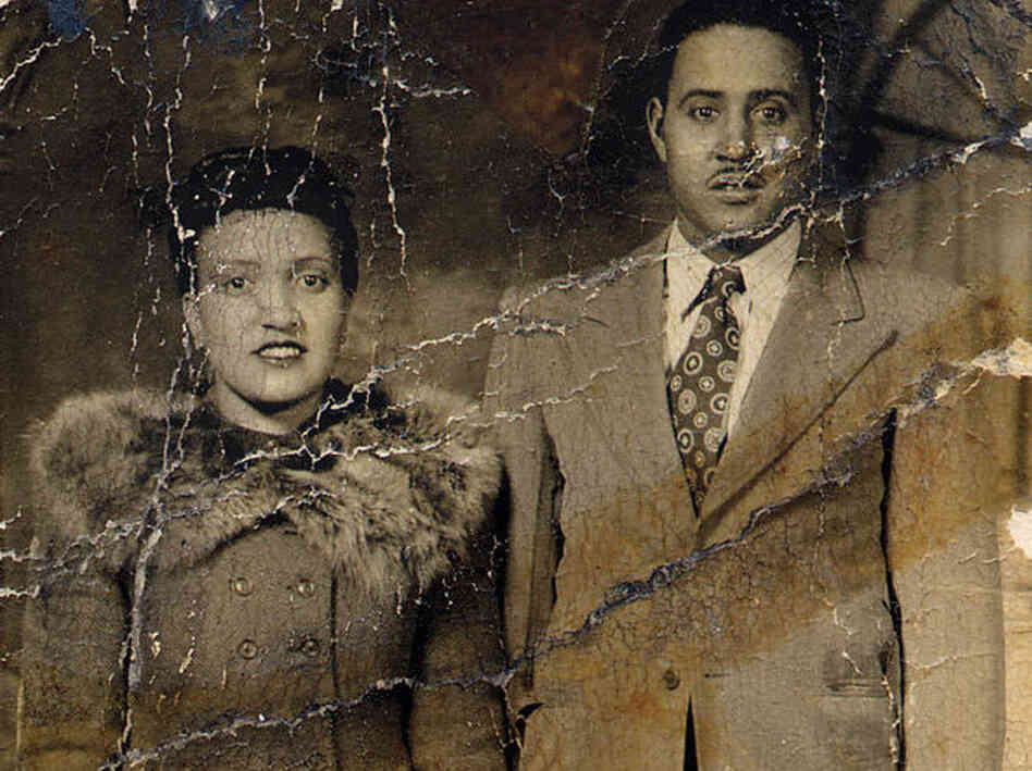 Henrietta Lacks and her husband, David, in 1945.