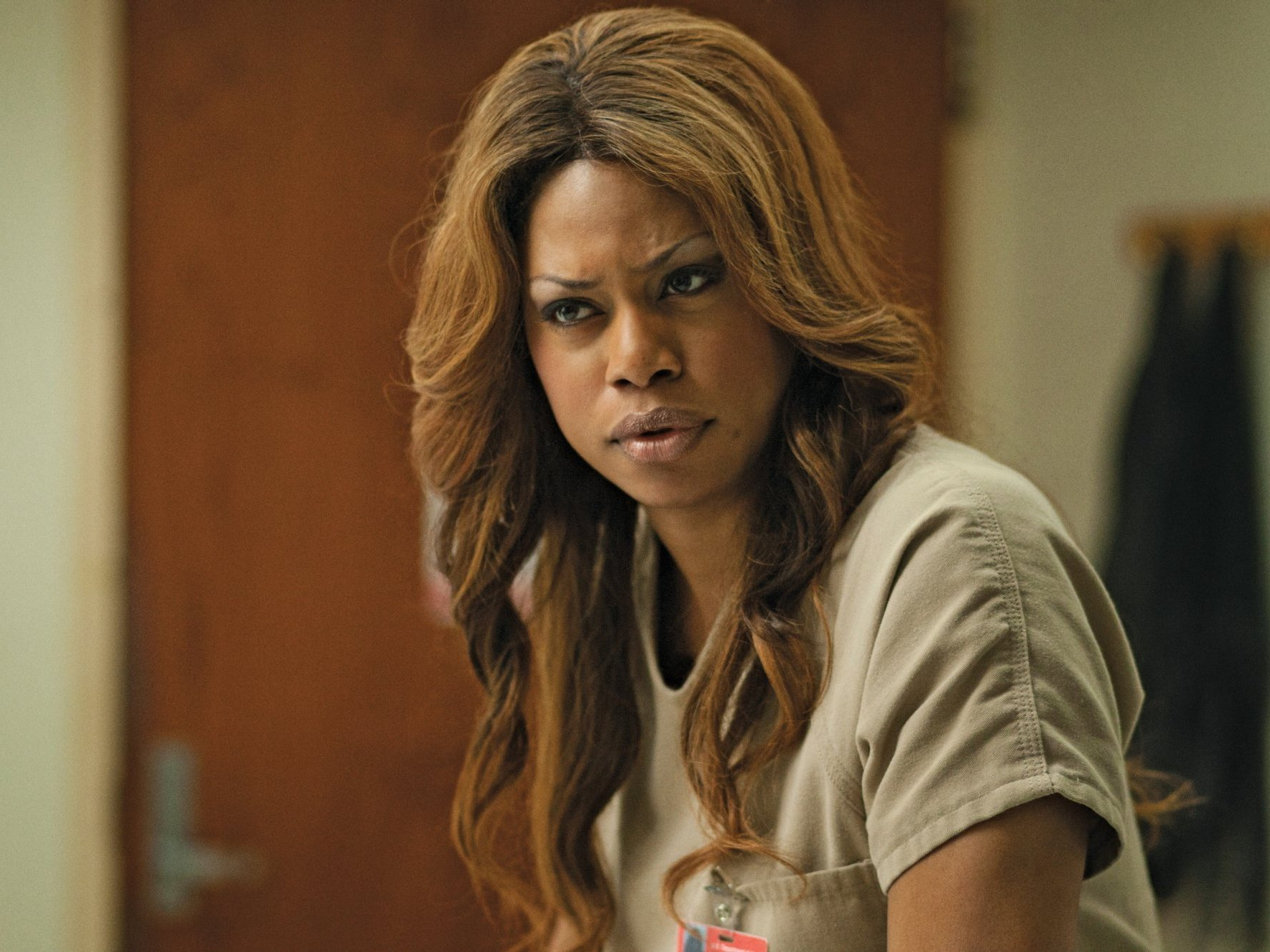 Laverne Cox Transgender Actress On The Challenges Of Her New Black