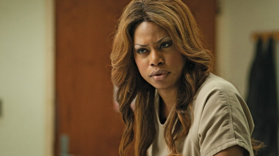Laverne Cox plays Sophia in the new Netflix original series Orange Is the New Black.  (Netflix)