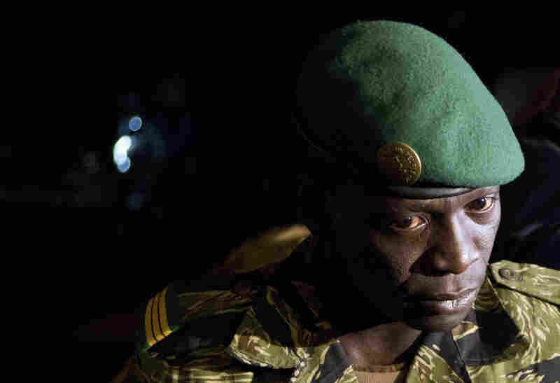Capt. Amadou Haya Sanogo studied at several U.S. military schools and received training in military intelligence at Fort Huachuca in Arizona. He led the ouster of Mali's government in 2012.