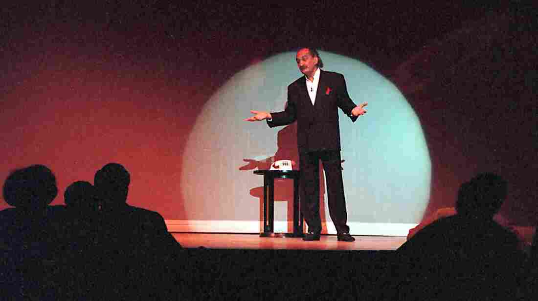 Guillermo Álvarez Guedes, the Cuban comic who made a common Cuban expletive his trademark, died last week in Miami at age 86.