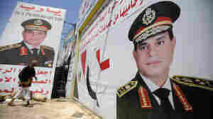 Egypt's Top General And His U.S. Lessons In Democracy