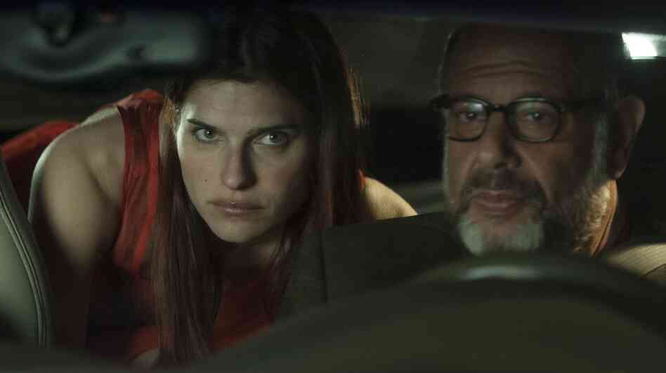 Both Lake Bell and Fred Melamed say they became interested in voice-over work because it didn't matter what you looked like. They play father and daughter voice-over artists in In a World ...