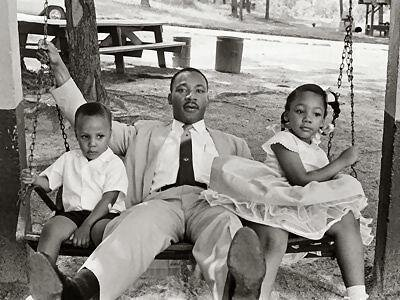 Amusement Parks And Jim Crow Martin Luther King Jr S Son Remembers