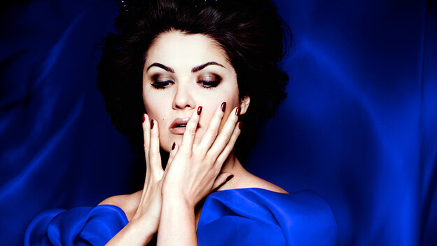 Anna Netrebko's Verdi comes out August 20.