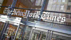 'New York Times' Is Not For Sale, Sulzberger Says