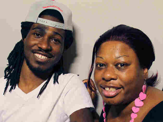 Ondelee and Detreena visited StoryCorps in Chicago.