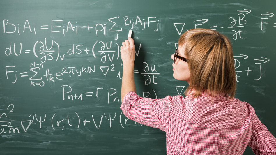 Girls are more likely to take high school physics if they see women in their communities working in science, technology, engineering and math, a new study finds. (Dominik Pabis/iStockphoto.com)