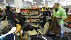 For Disaster Preparedness: Pack A Library Card?