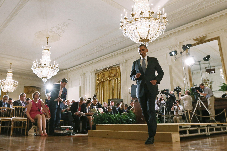 President Obama Proposes Reforms To Surveillance Programs