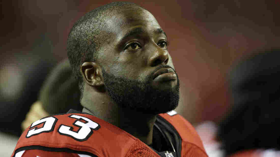 Atlanta Falcons linebacker Brian Banks made his NFL debut in a preseason game Thursday night, more than 10 years after he was sent to prison for a crime of which he was later exonerated.