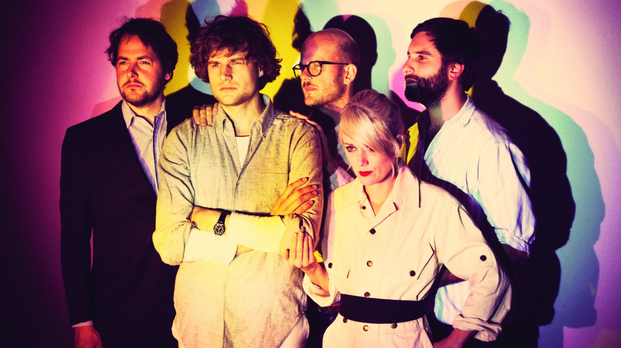 Shout Out Louds On World Cafe
