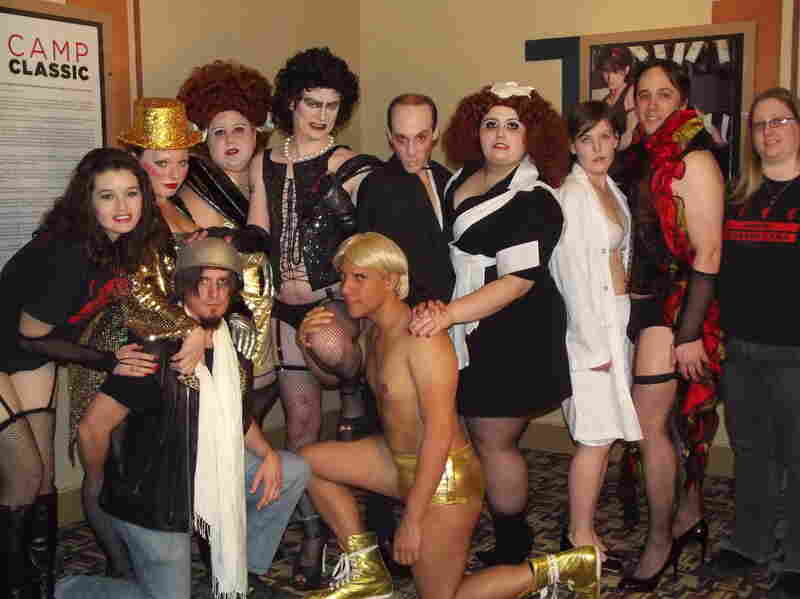 The Sonic Transducers are a Rocky Horror shadow cast located in Washington D.C.