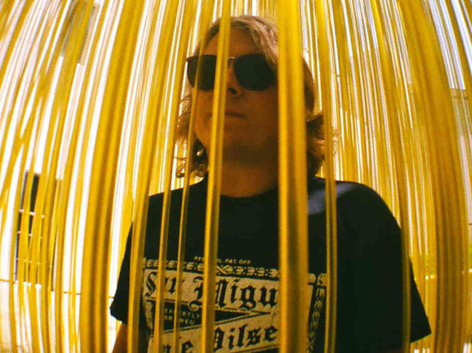 The insanely prolific, mega-awesome rock guitarist and singer Ty Segall.