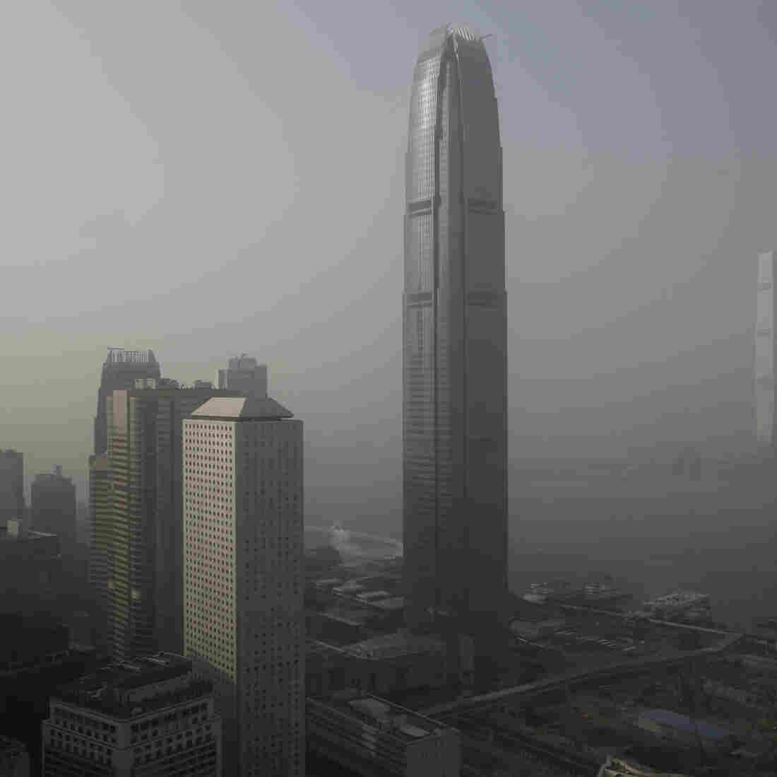 Years of rapid industrial expansion have left many parts of China contending with thick smog and dirty water.