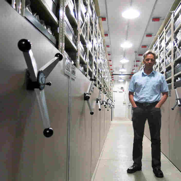 Colorado Vault Is Fort Knox For The World's Seeds