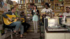 Alpine: Tiny Desk Concert