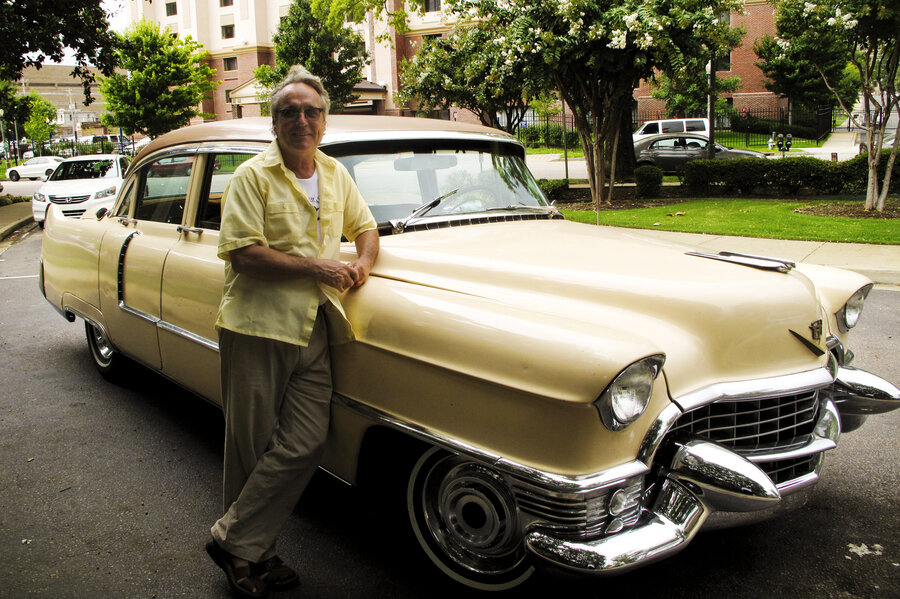 The Vintage Cadillac With The Memphis Soundtrack : NPR