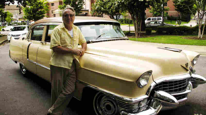 The Vintage Cadillac With The Memphis Soundtrack