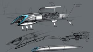 After Much Hype, Elon Musk Unveils His High-Speed 'Hyperloop'