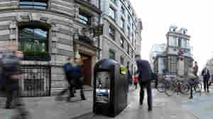 London Puts Stop To Sidewalk Bins That Track Cellphones