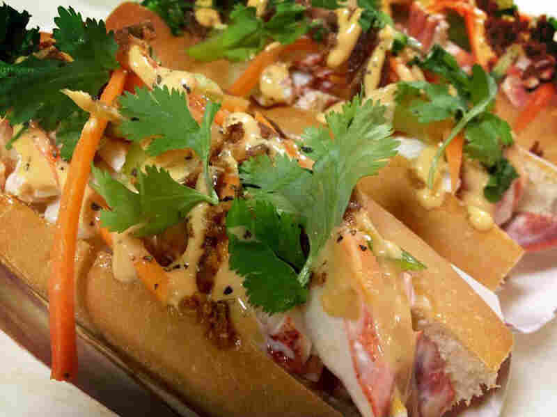 Lobster Banh Mi